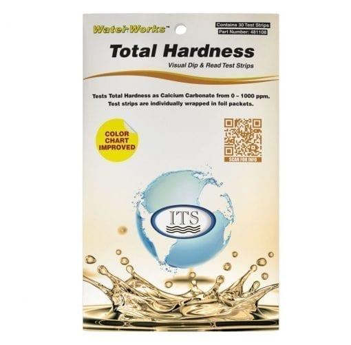 vatten hårdhet test
