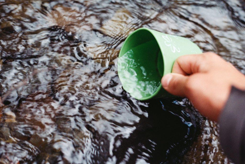 rent vatten snart en handelsvara