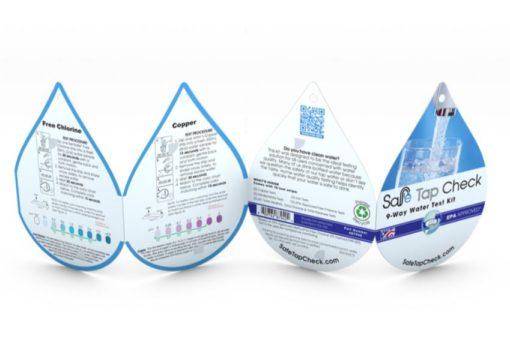 Testkit för dricksvatten